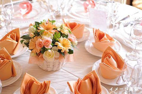 結婚式場の調理師/フレンチ・洋食経験歓迎