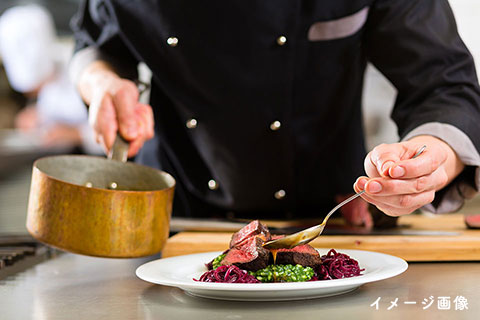 人気リゾートホテルで調理師・調理スタッフ募集/和食